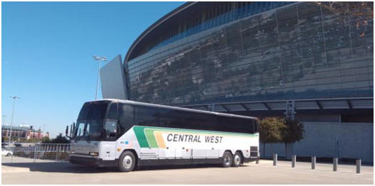 Dallas Tx Bus Charters Group Airport Transfers And Coach Repair